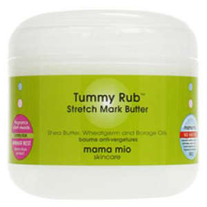 Black Glamour Mom Approved: Mama Mio Tummy Rub Stretch Mark Butter