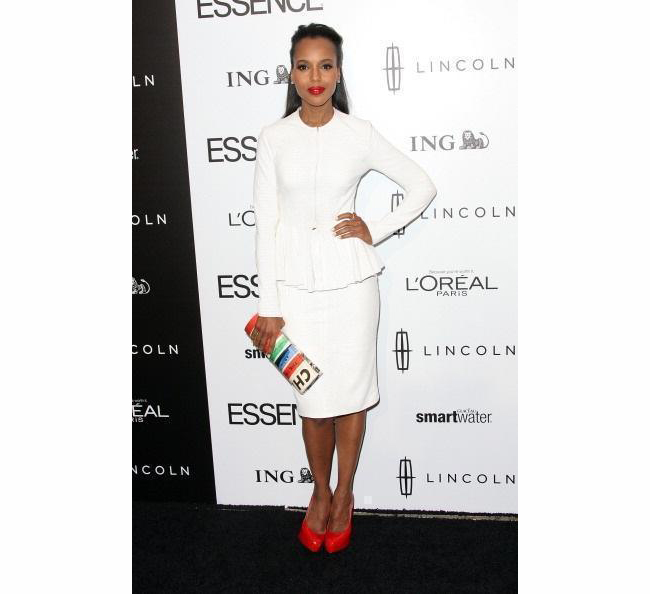 Kerry Washington Pregnant With First Child!
