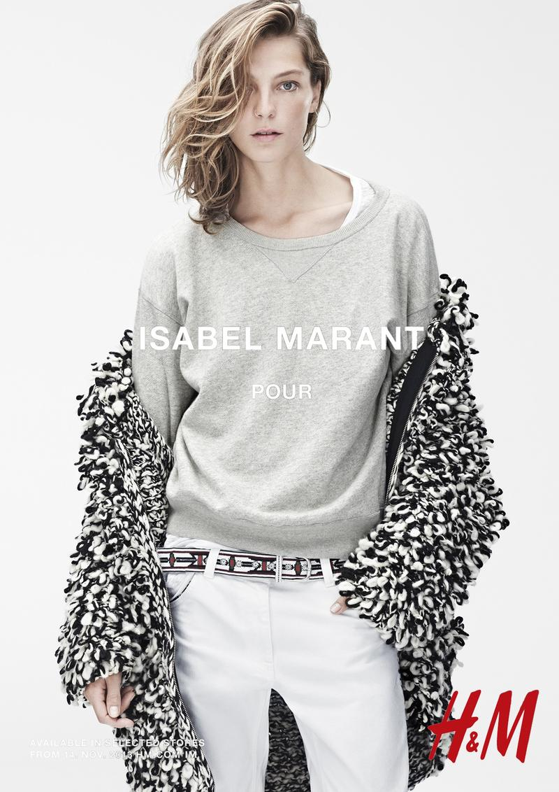 Black Glamour Mom Fashion Fix: Isabel Marant For H&M