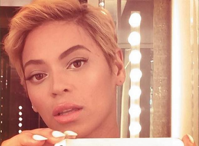 Beyonce Pixie Cut