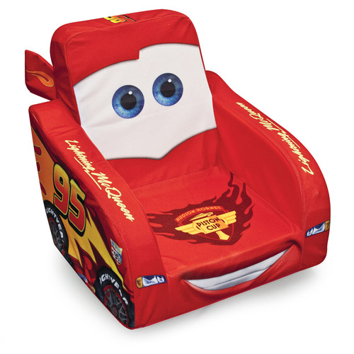 Disney Cars 2 Lightning McQueen Chair