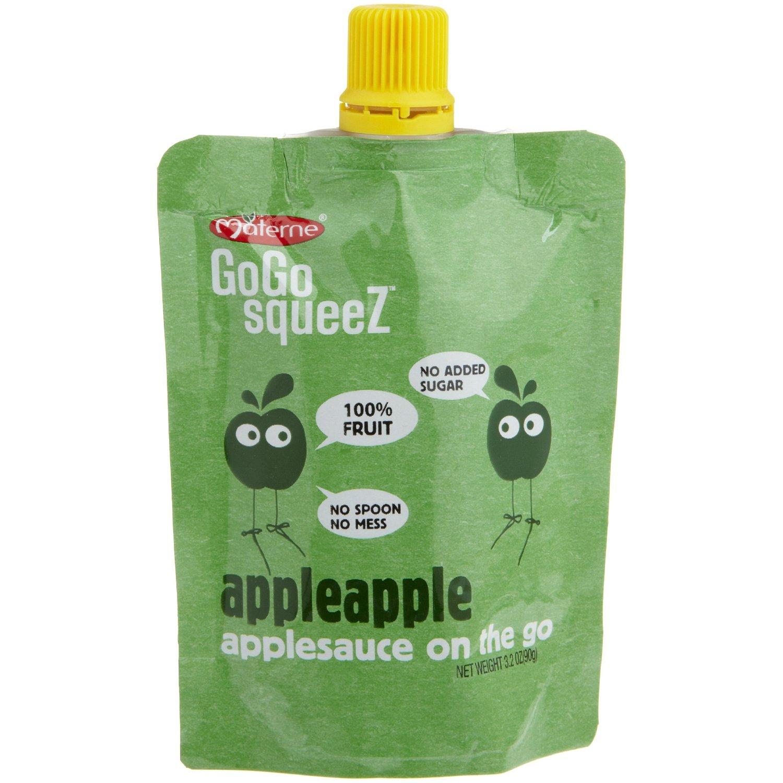 GoGo Squeez appleapple