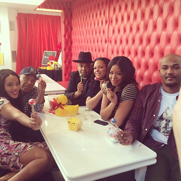Angela Simmons Baby Shower Image 3