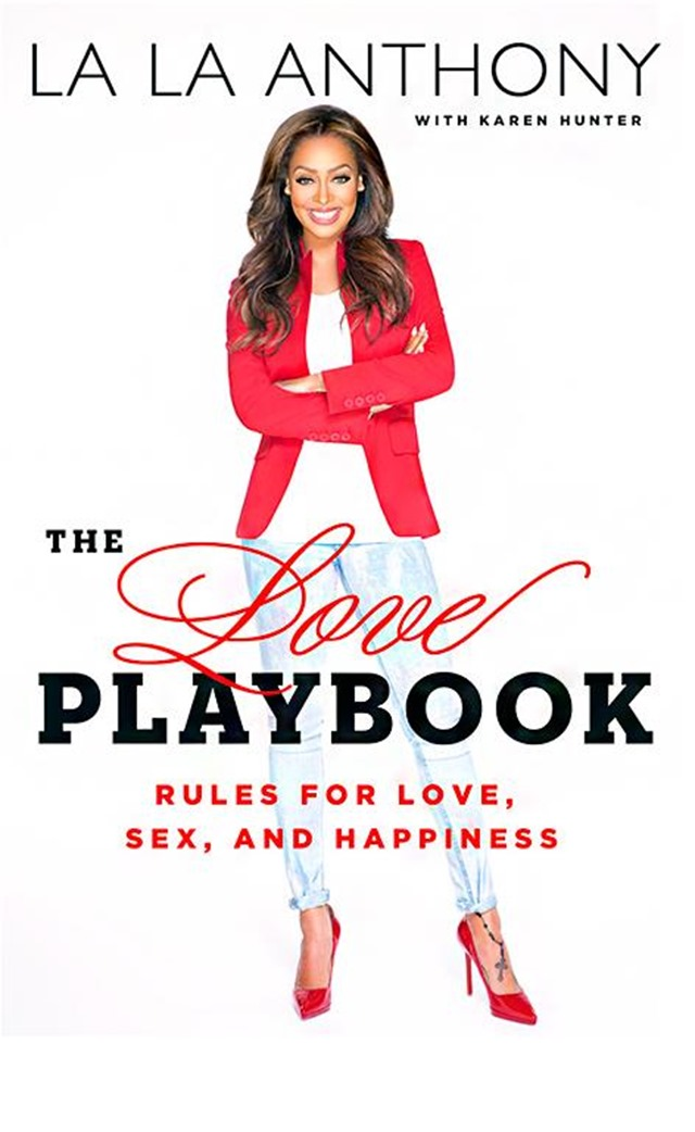 LA LA Anthony Book