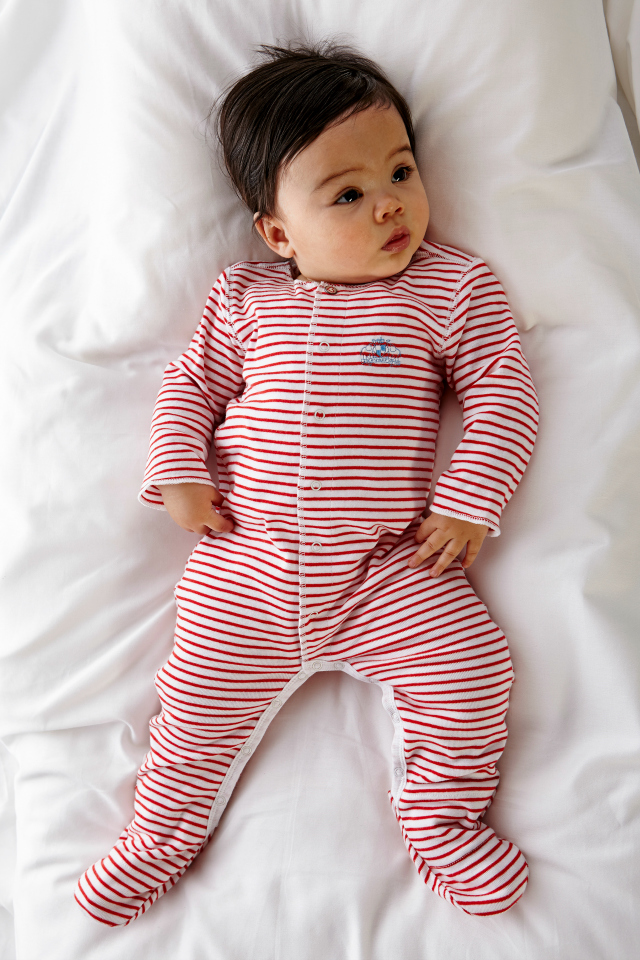 mbaby-striped-sleepster