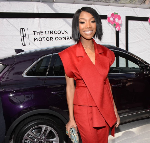 Brandy Norwood at Essence Black Women in Hollywood