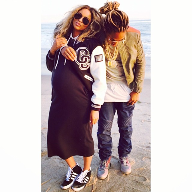 Celeb Baby News: Ciara Gives Birth To Son Future Zahir