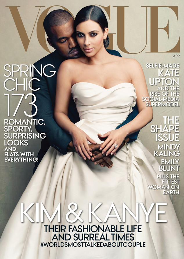 Kim Kardashian Reveals Her Love For Playing Dress-Up With Daughter in Vogue Cover Story