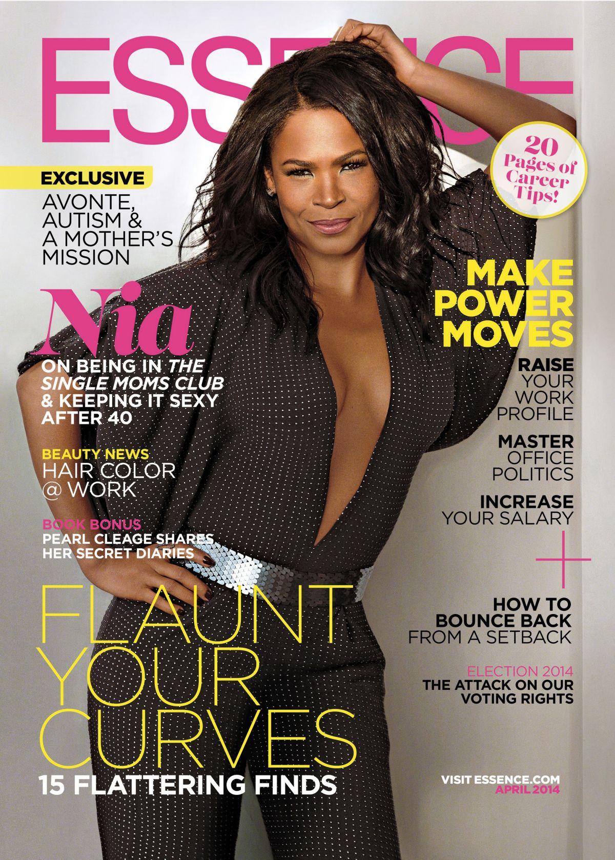 BGM Celeb Scoop: Nia Long Covers ESSENCE Magazine, Christina Milian Celebrates Violet's 4th Birthday And More…