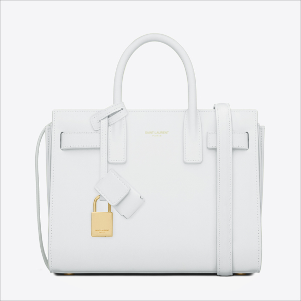 BGM Fashion Crush: Mini Sac De Jour by Saint Laurent