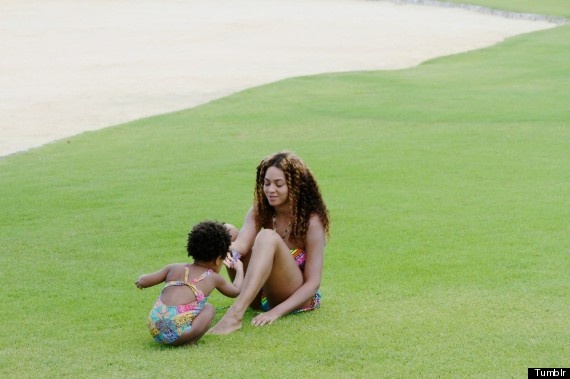 BGM Celeb News: Beyonce Shares Adorable Pics of Recent Vacay in Dominican Republic