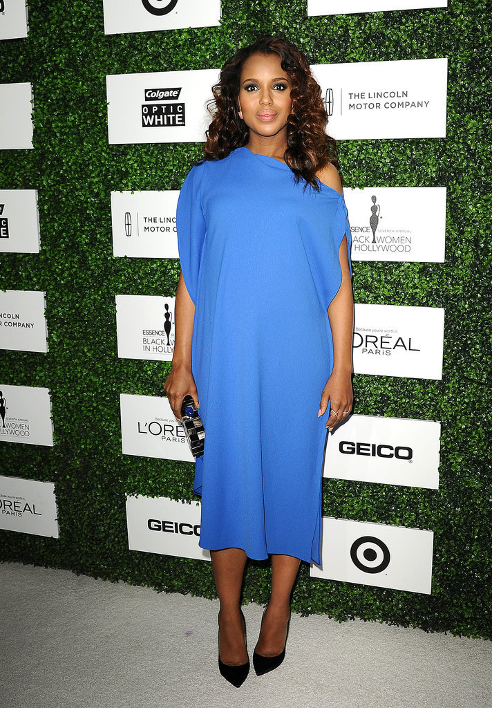Kerry Washington Welcomes Baby Girl, Keeps Delivery Under Wraps For Two Weeks!