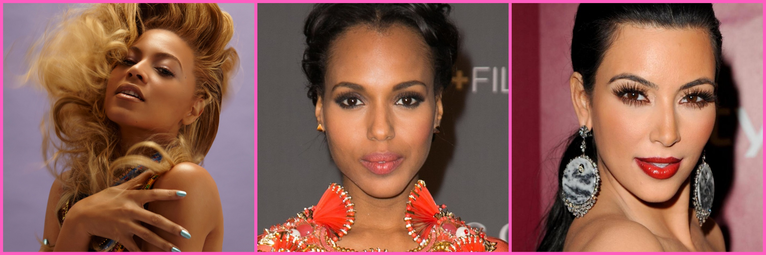 Beyoncé, Kerry Washington and Kim Kardashian Featured As Part of 50 Most Powerful Moms List of 2014