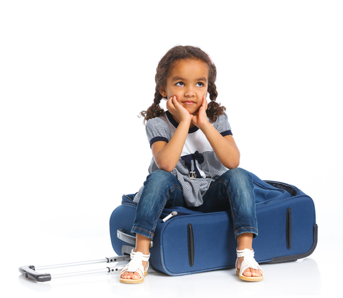 BlackGlamourMom Shares: 5 Tips For Traveling With A Toddler