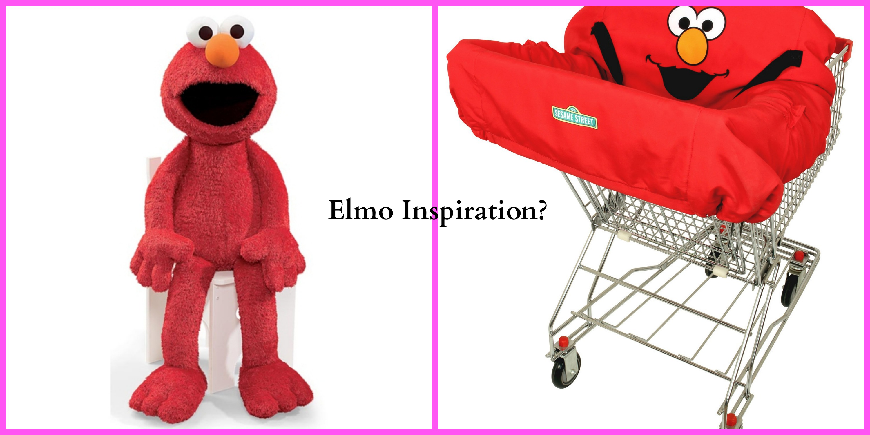 5 Adorable Elmo-Inspired Products For Toddlers