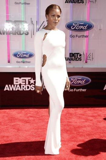Eva Marcille at BET Awards 14