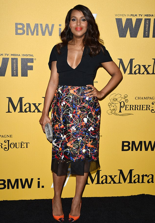 Kerry Washington Post Baby 2