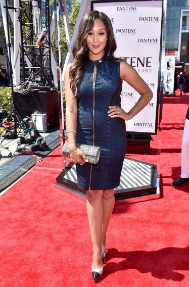 Celeb Glamour Moms Heat Up Red Carpet During BET Awards 14