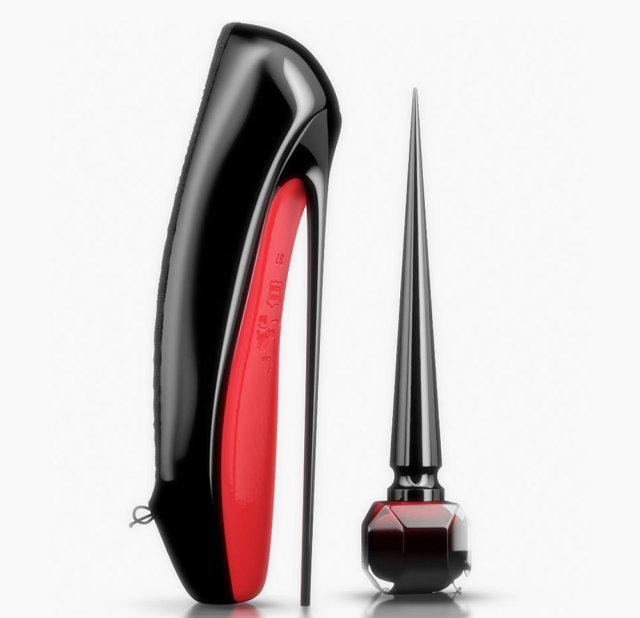 BGM Beauty Scoop: Christian Louboutin Launches Nail Polish Collection