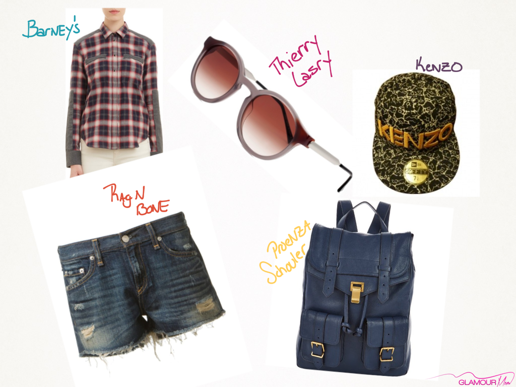 Glamping Anyone? What to Wear On A Camping Trip…