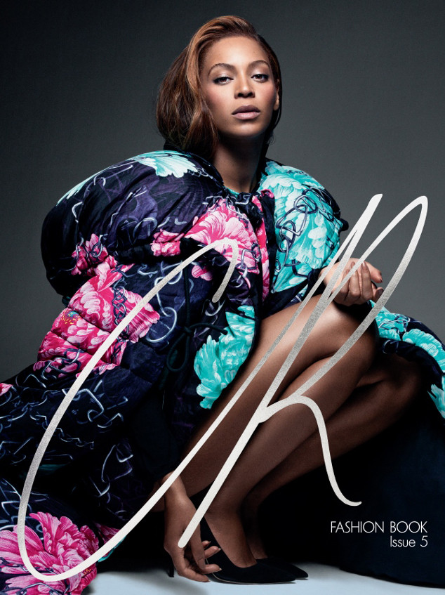 Queen B Graces The Cover of CR Fashion Book, Poses With Chanel Surfboard