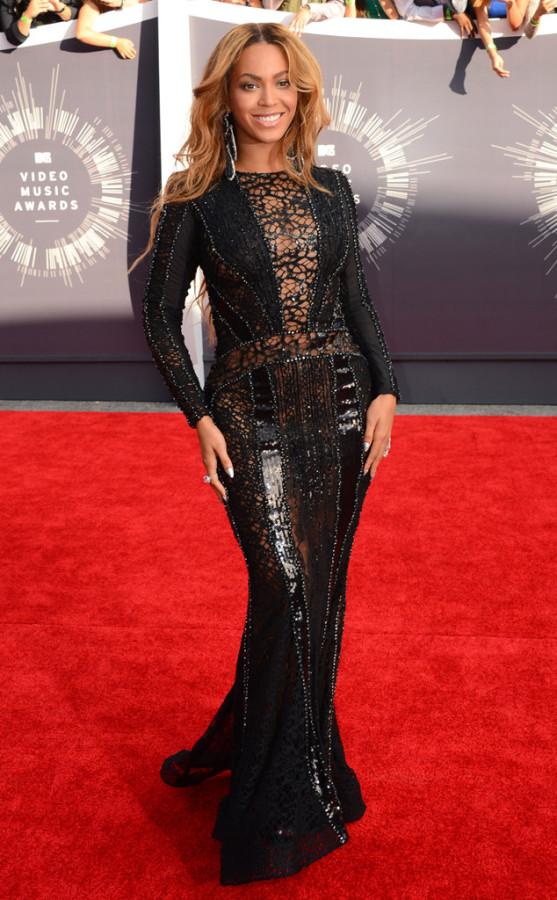Beyonce at VMAS
