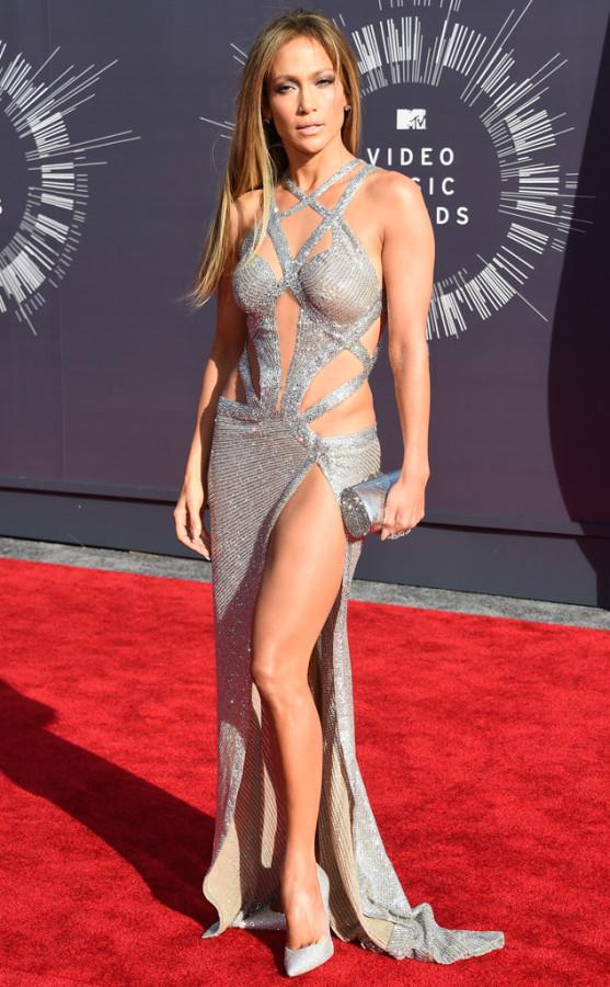 Jennifer Lopze at MTV VMA