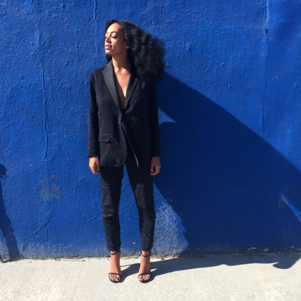 Solange Knowles Big Hair Three