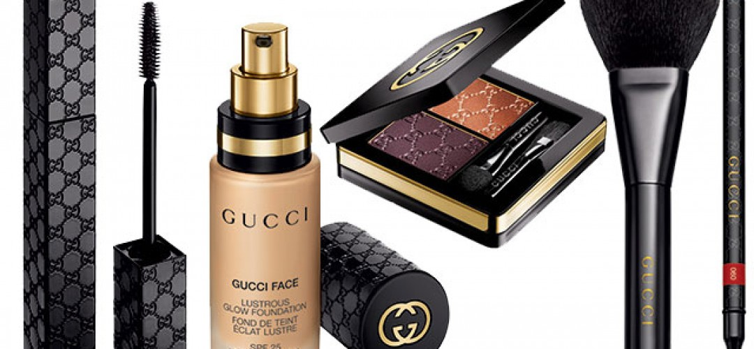 BGM Beauty Scoop: Gucci Launches First Cosmetics Collection