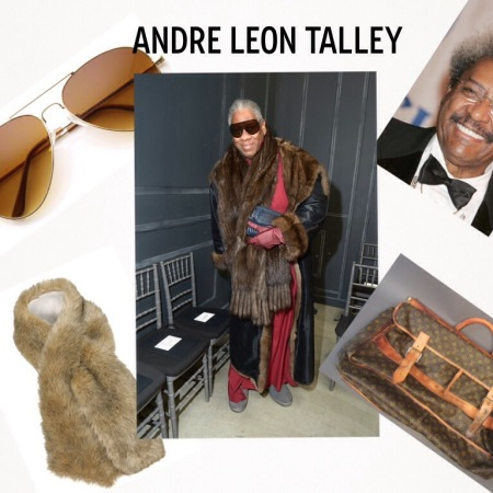 Andre Leon Talley Halloween