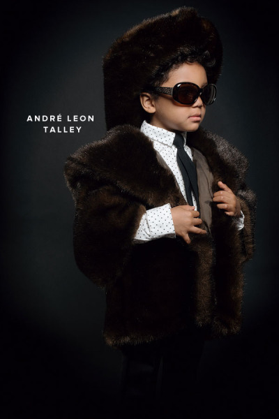 Andre Leon Talley Kid Costume