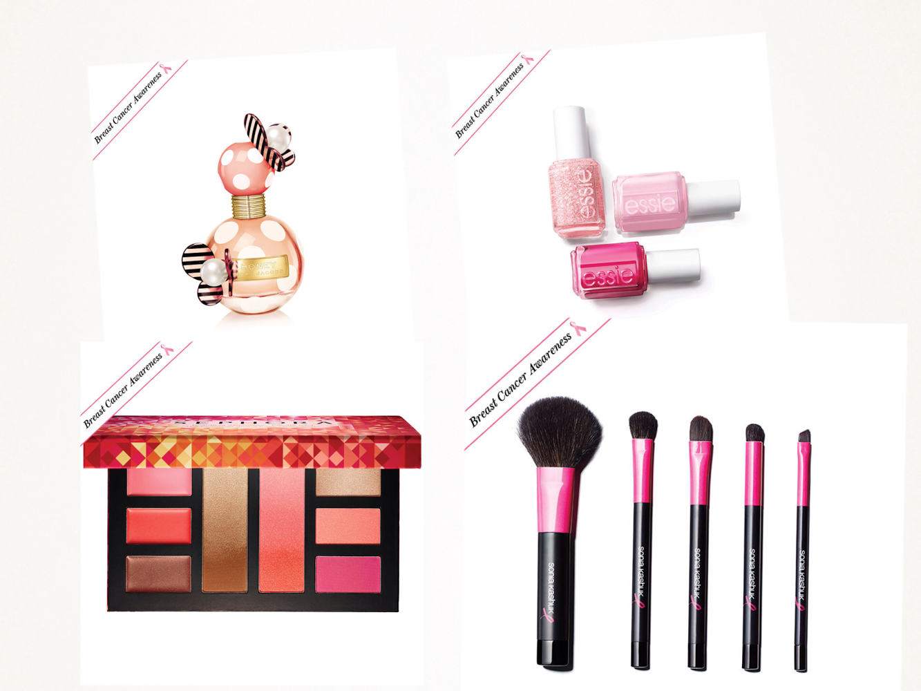 7 Beauty Goodies That Support Breast Cancer Awareness Month