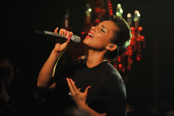 Alicia Keys Pens Children's Book