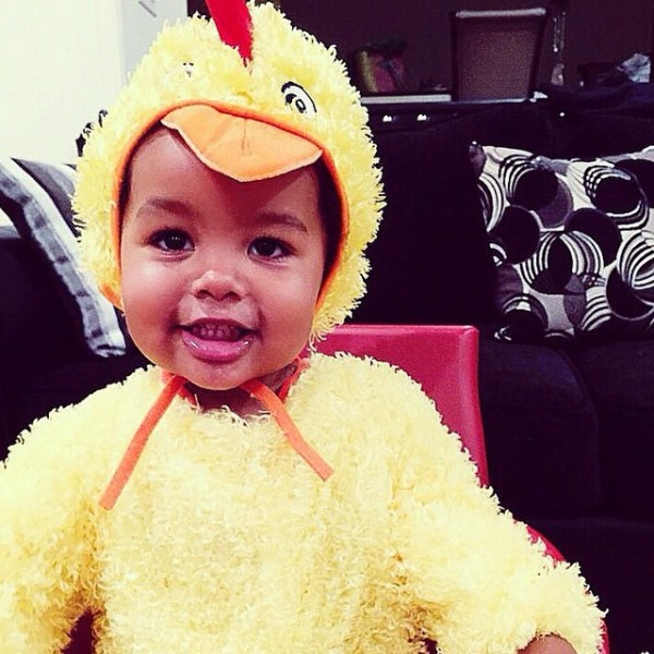 Amber Rose Son Bash on Halloween