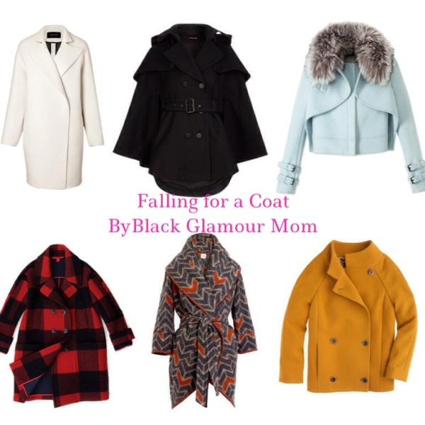Falling For A Coat
