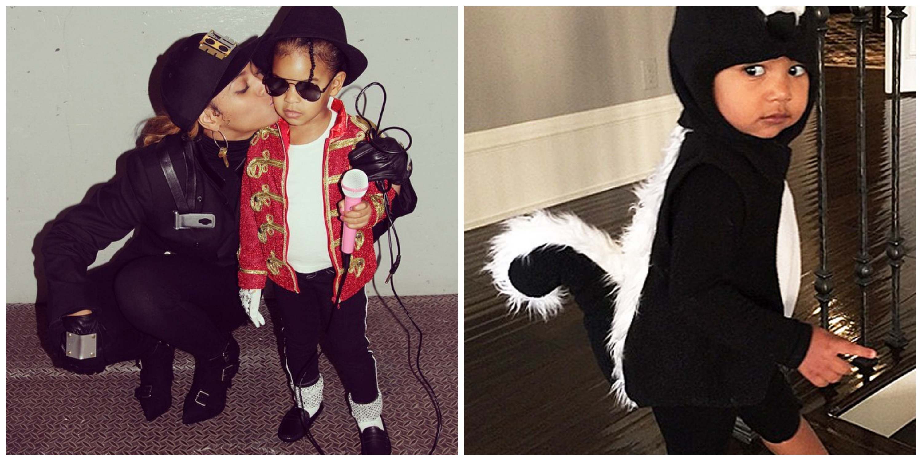 Costume Envy: Check Out How Some Of Our Fav Celeb Moms Dressed Their Kiddies This Halloween!