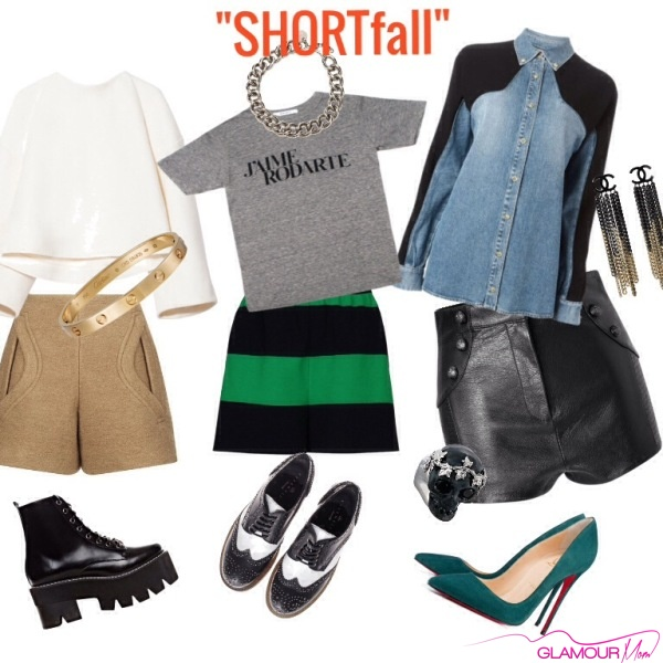 Shorts Fall Trend Image