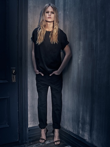 Get Wanged: Alexander Wang Introduces Denim Collection