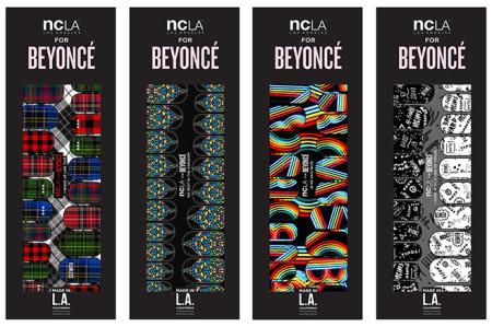 Beyonce Nail Art Image Final
