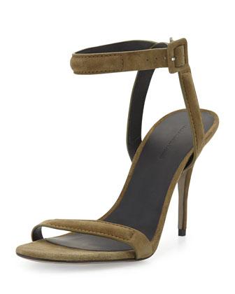 Alexander Wang Olive Shoes