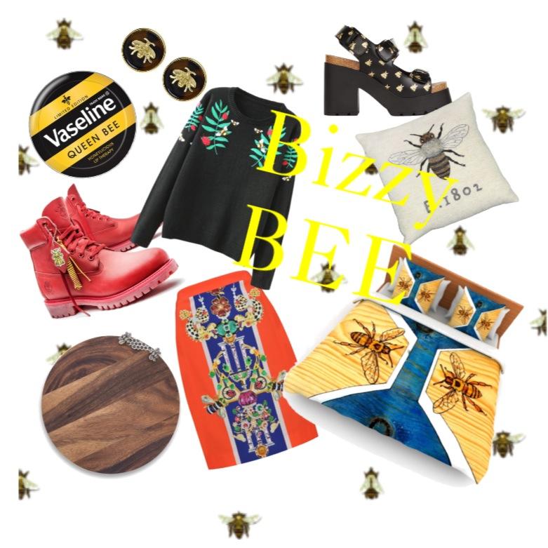 BlackGlamourMom Trend Alert: Bizzy Bee