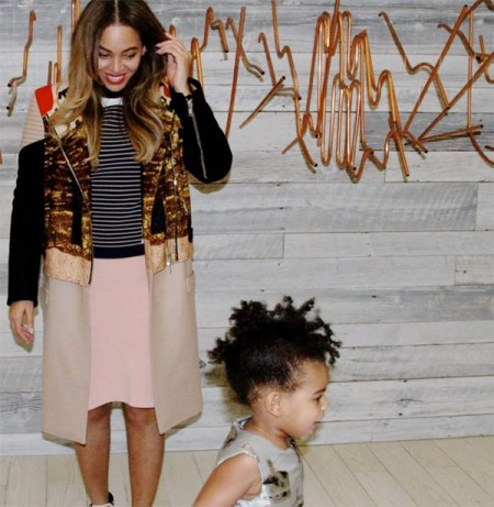 Blue Ivy Birthday 1