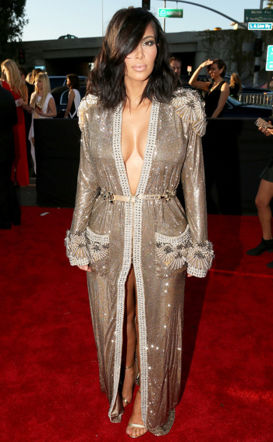 Kim K Grammys 15