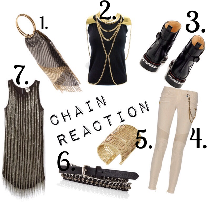 BlackGlamourMom Trend Alert: Chain Reaction