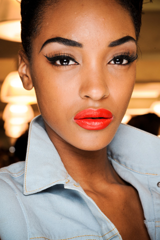 "Black History Month: ""BlackGlamourMom Power Mom List"" Continues : Jourdan Dunn"