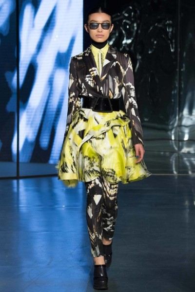 Kenzo Fall 2014 Michelle Obama Look