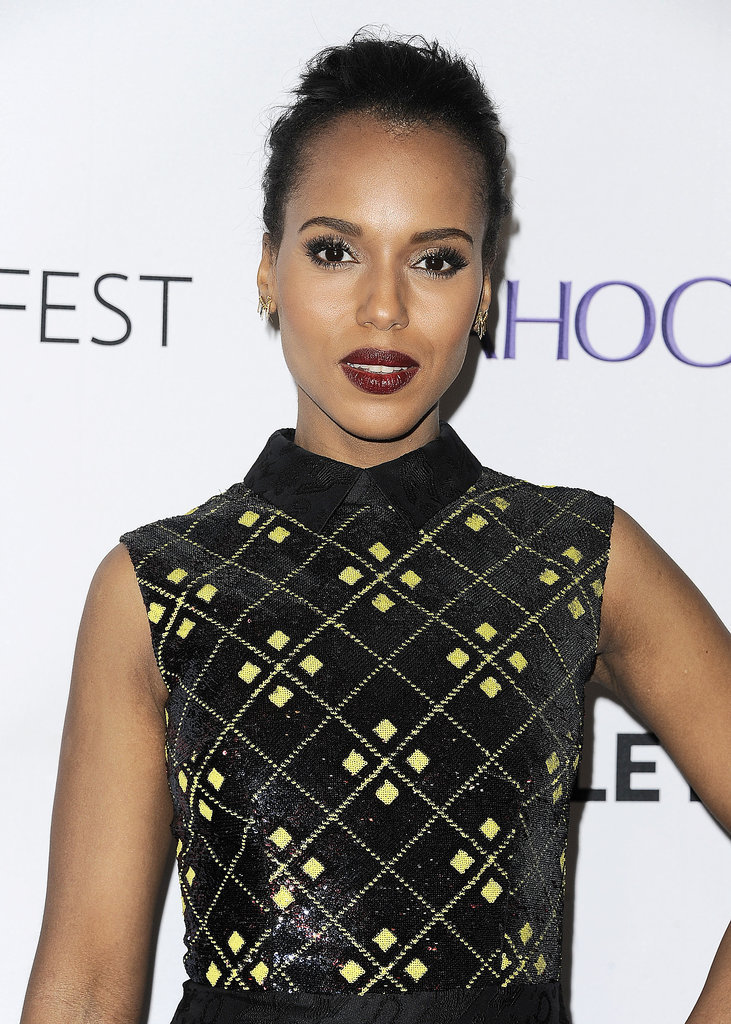 Kerry Washington Brings on The Brights!