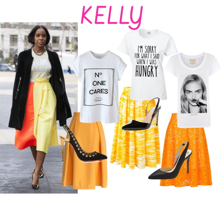 BlackGlamourMom Get The Look: Kelly Rowland