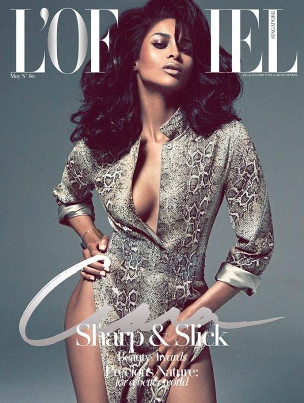 Ciara-Lofficiel-mag-cover-1