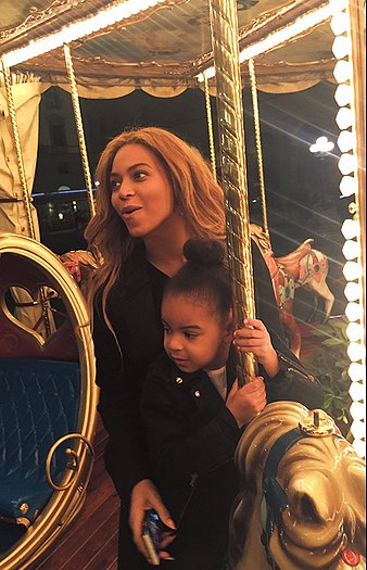 Beyonce-Blue-Ivy-Italian Vacation 2